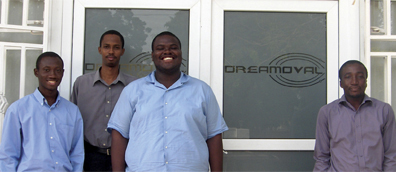 Graduates founded DreamOval, a successful software company