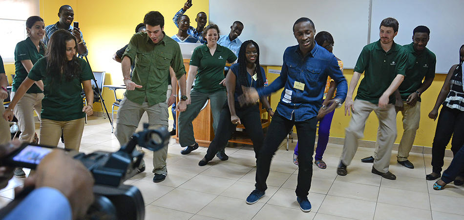 <p>With students from across the continent, Ashesi is a great place to learn about Africa's diversity</p>